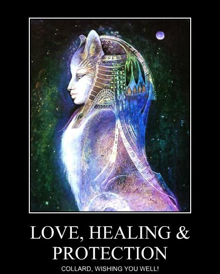 LOVE, HEALING & PROTECTION