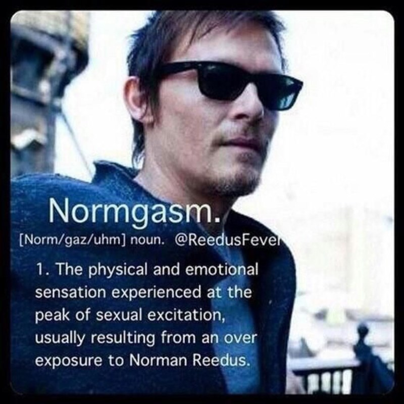 Normgasms For Everyone!