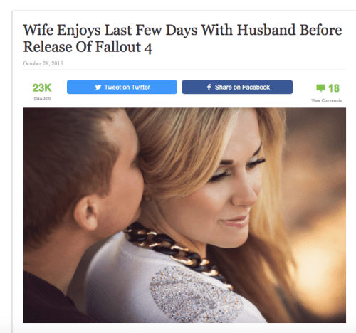 video game memes wife enjoys husband before fallout 4