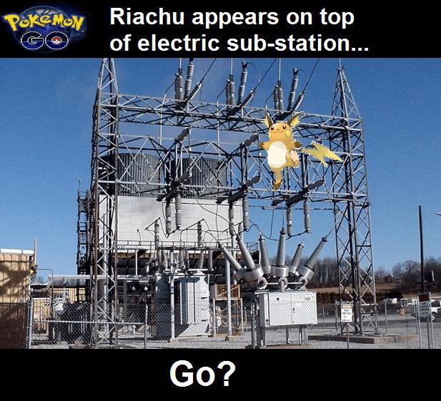 raichu pokemon go - 8580795392