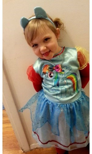 Is It Madyson Or Is It Rainbow Dash?