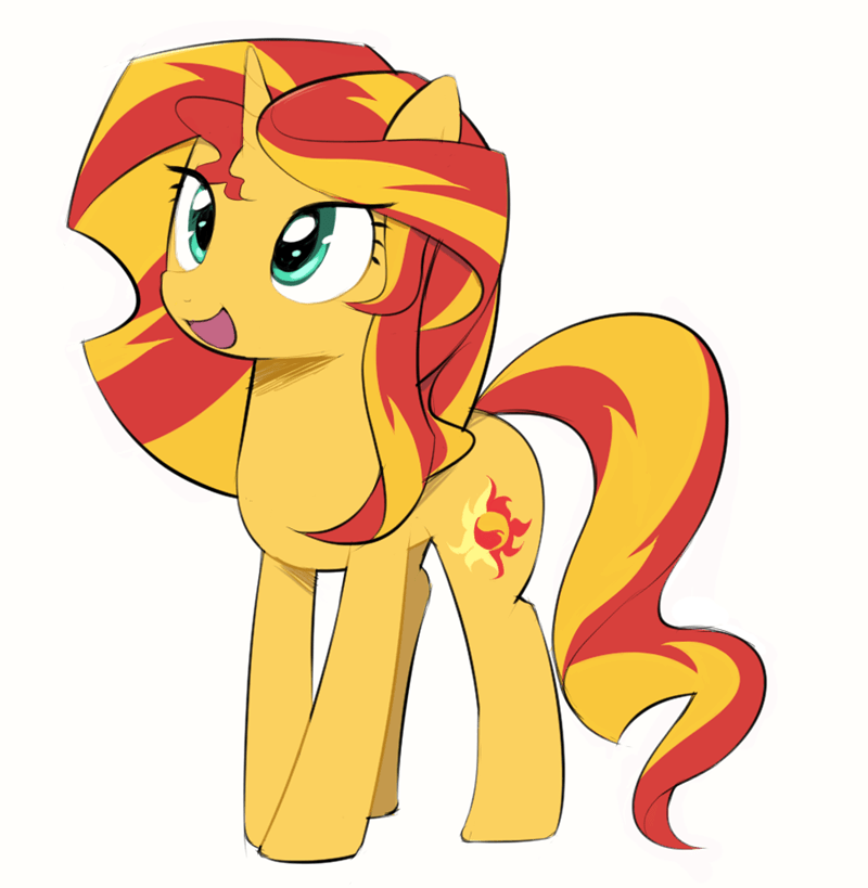 applejack twilight sparkle pinkie pie rarity sunset shimmer fluttershy rainbow dash - 8580913920