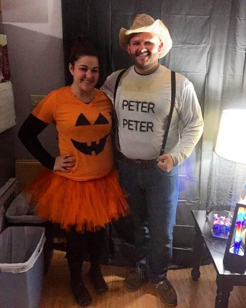 halloween memes peter peter couple costume