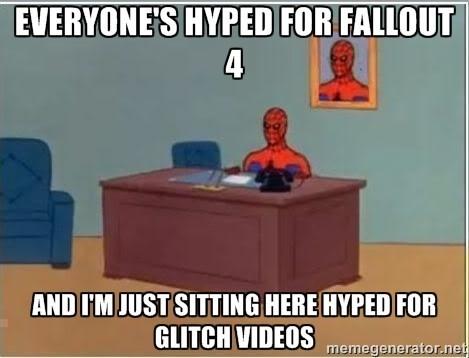glitch,fallout 4