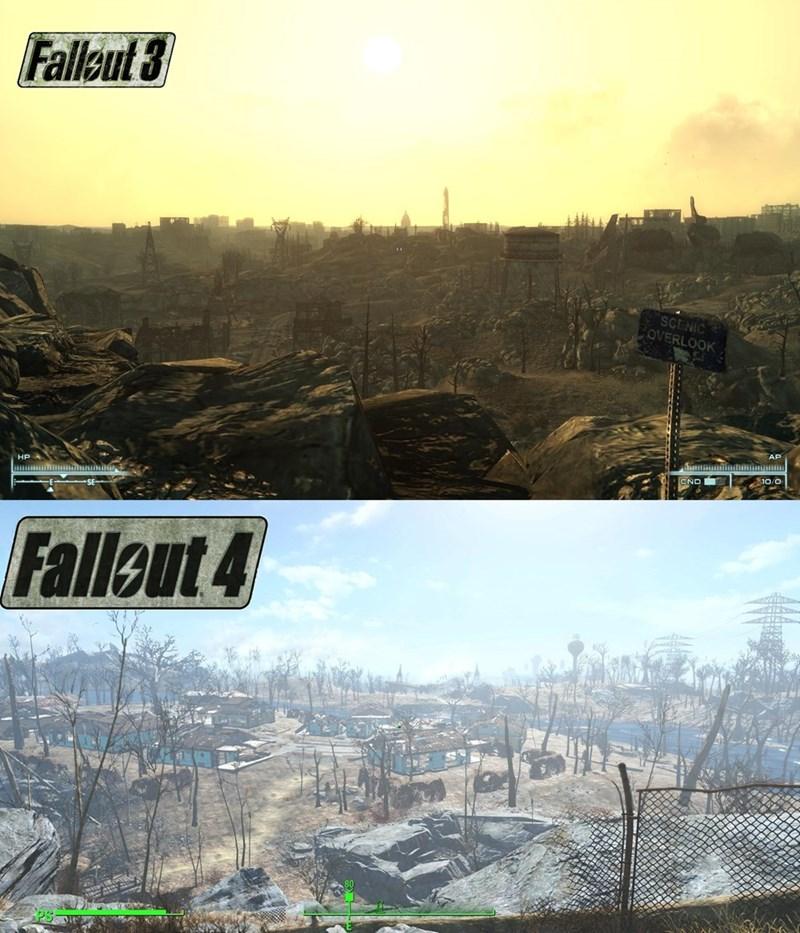 fallout 4,graphics