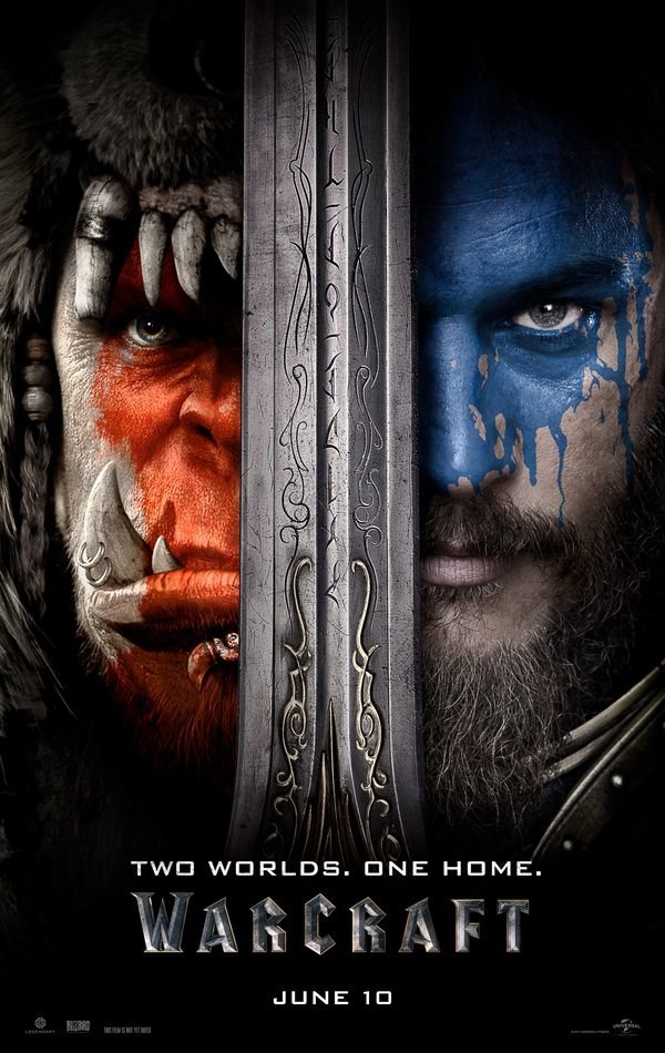 video game news warcraft movie release date