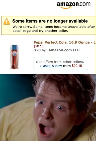 Pepsi Imperfect