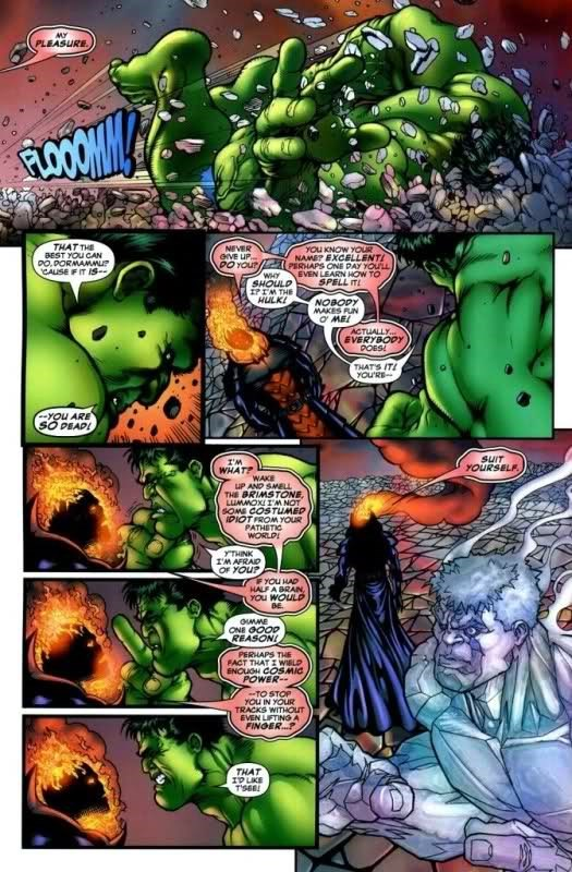 the hulk Straight off the Page - 8581703424