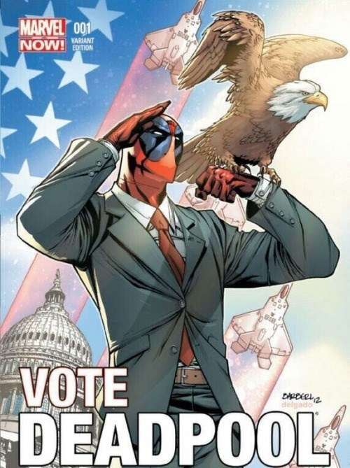 deadpool Did You Remember to Vote?