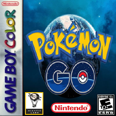 Game Boy Color Pokémon Go
