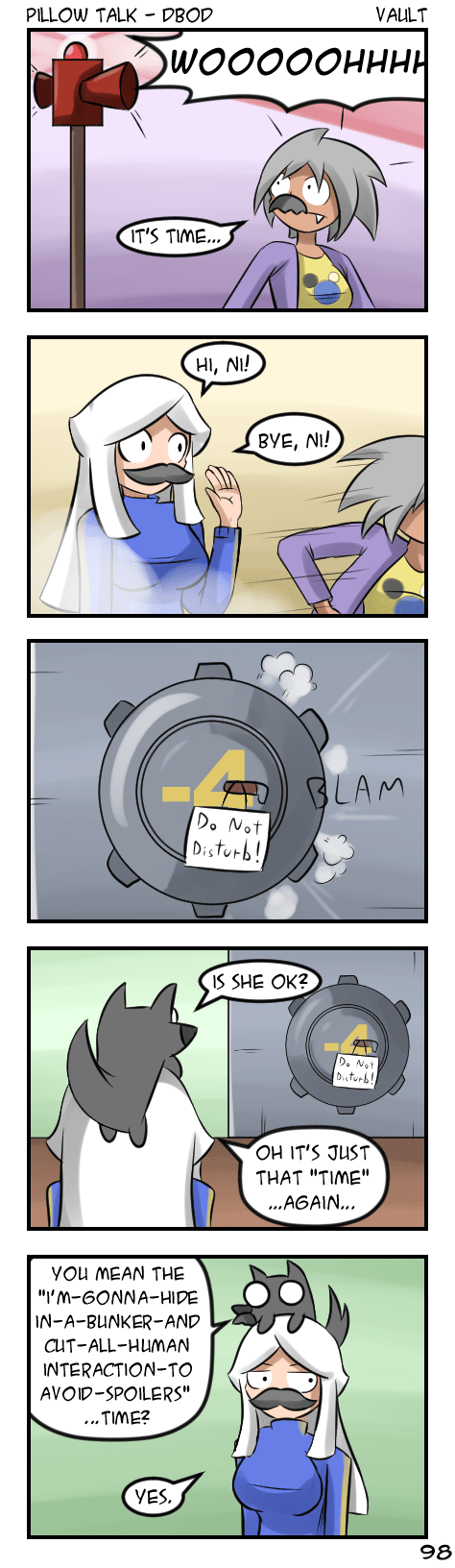 fallout 4,leaks,web comics