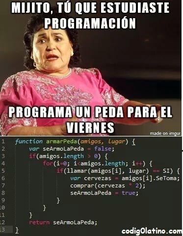 programar peda