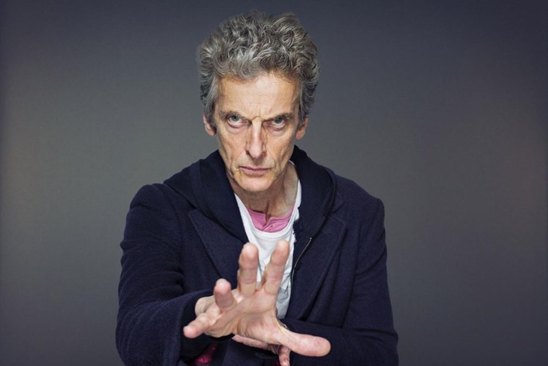 doctor who news peter capaldi sick of sexism