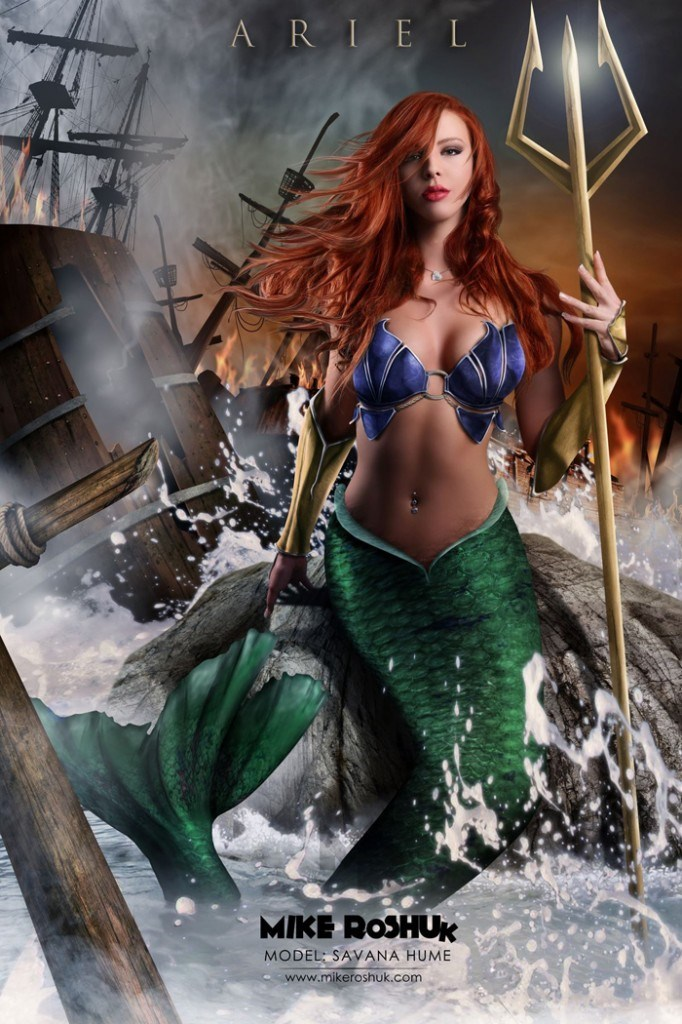 sexy disney warrior princesses