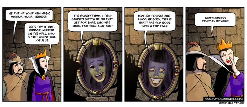 web comics snow white Can We Just Exchange It?