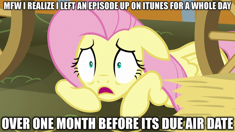 scare master fluttershy - 8582383104