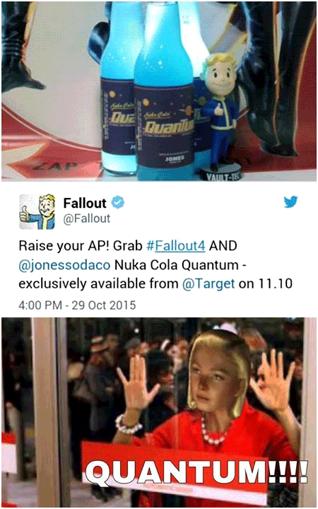 video game memes fallout nuka cola