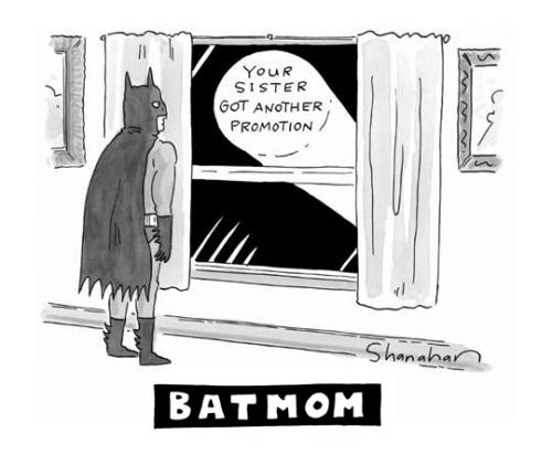 superhero memes batmom