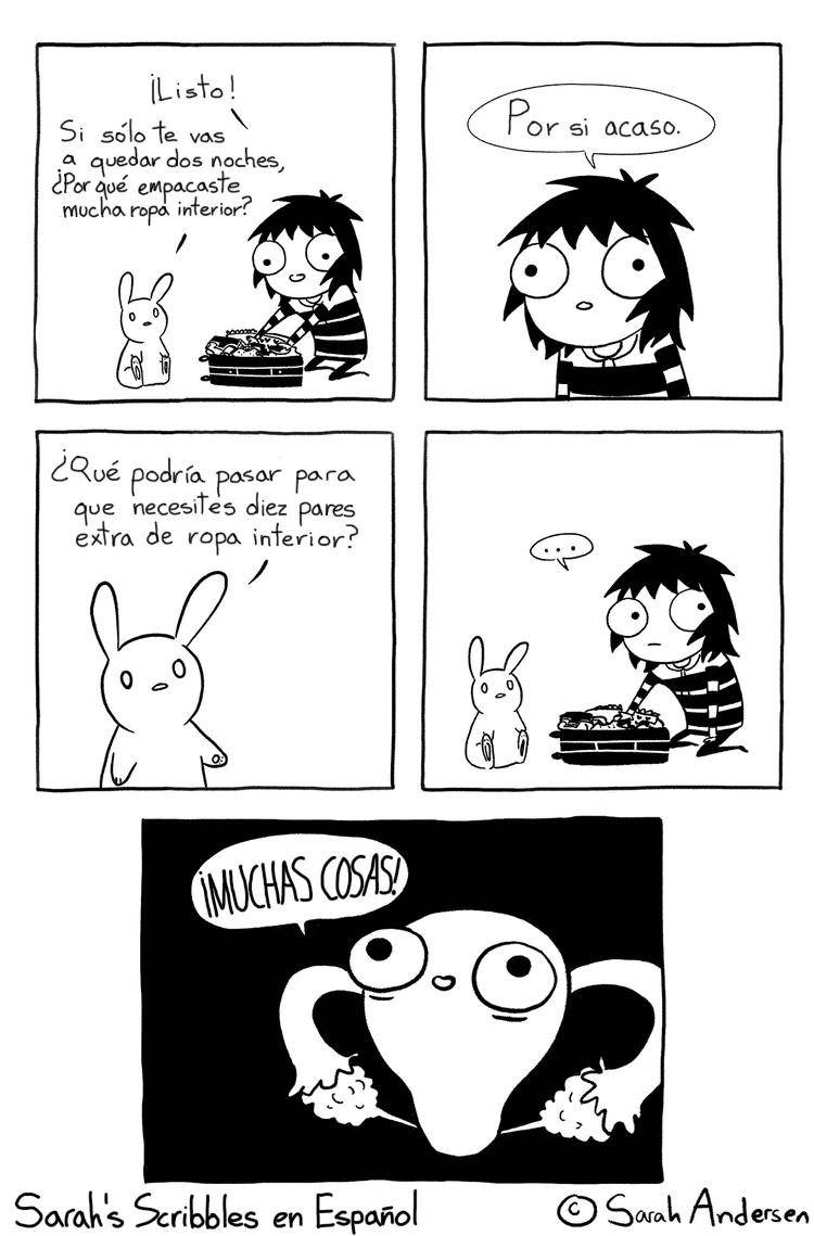 muchas cosas