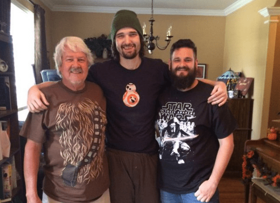 star wars daniel Star Wars Fan Gets His Wish to See an Early Cut of The Force Awakens
