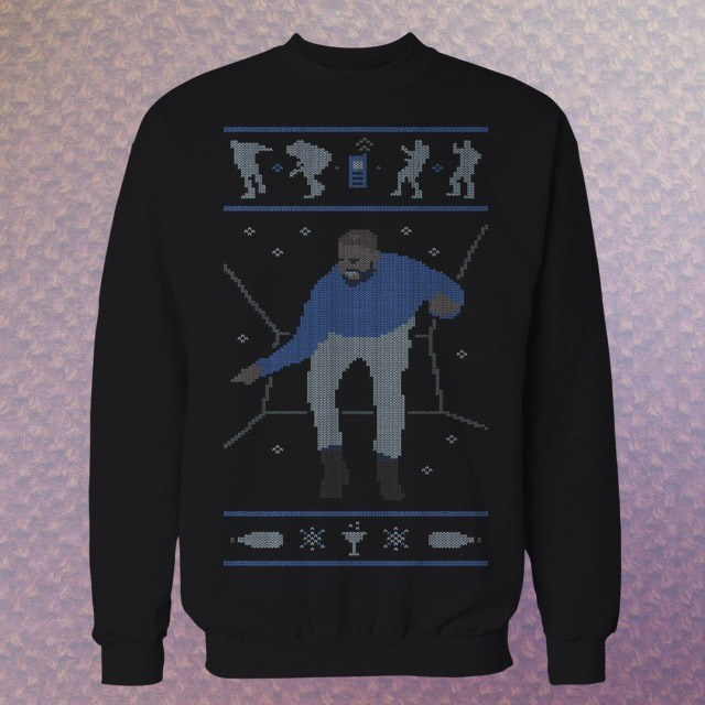 win limited edition Hotline Bling sweater is over already