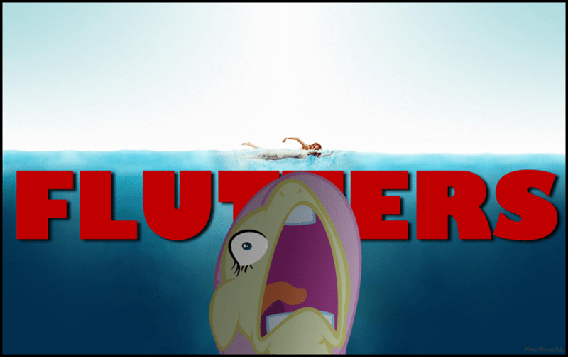 jaws,fluttershy