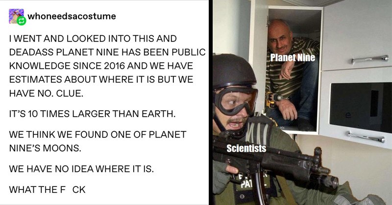 tenth planet memes
