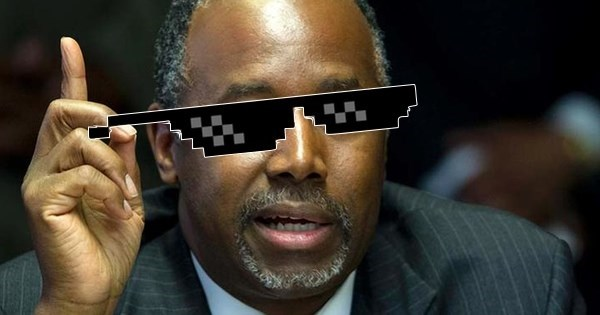 Politics of The Day: Presidential Candidate Ben Carson Release Cringe-Worthy Rap Ad