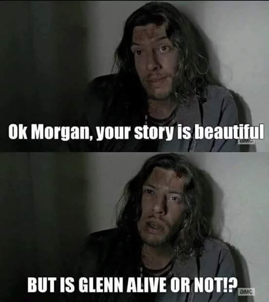 We're so Over You, Morgan