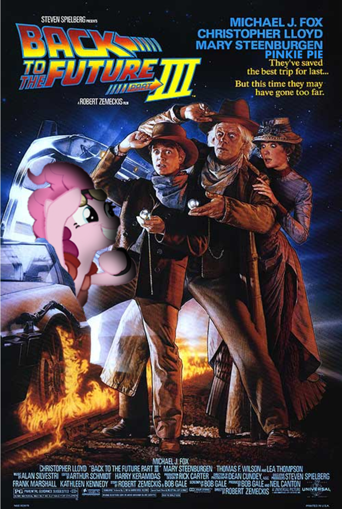 back to the future what about discord pinkie pie - 8583039232
