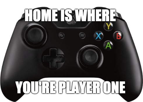 video game memes home player one
