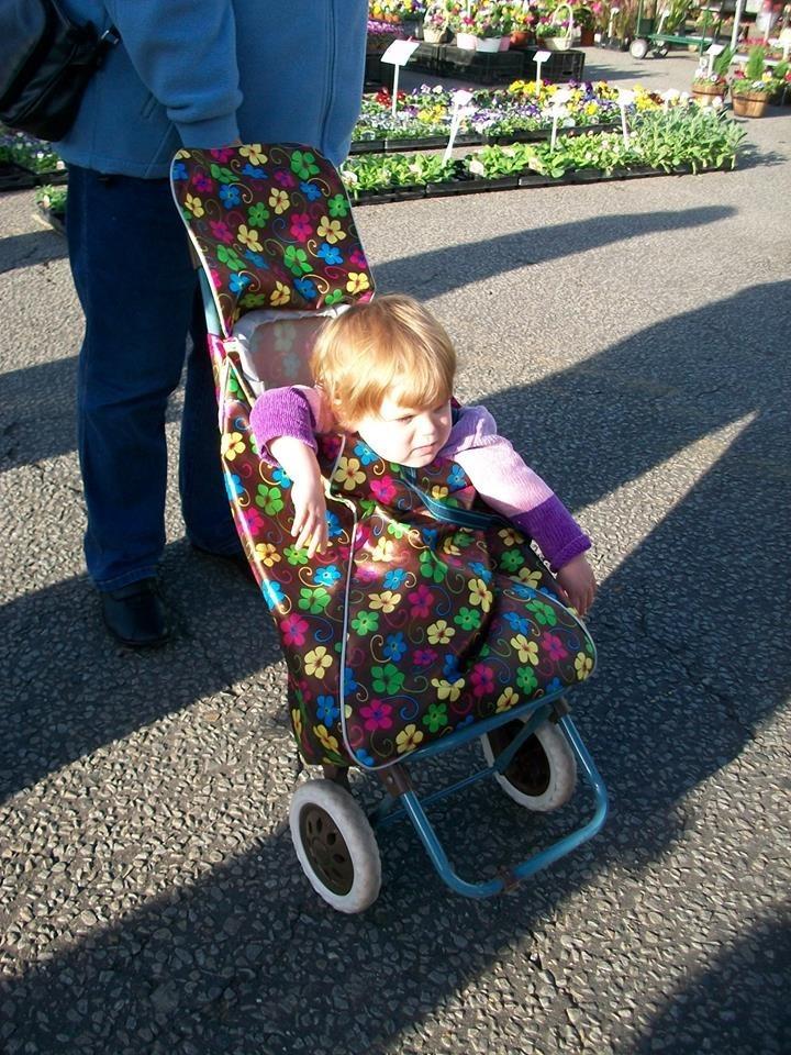 fashion FAIL parenting carriage - 8583160576
