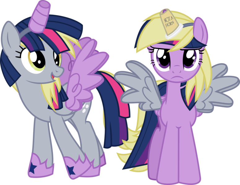 derpy hooves twilight sparkle - 8583461632