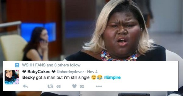 Response of The Day: Gabourey Sidibe Has No Time For Your Hate Over Her 'Empire' Sex Scene