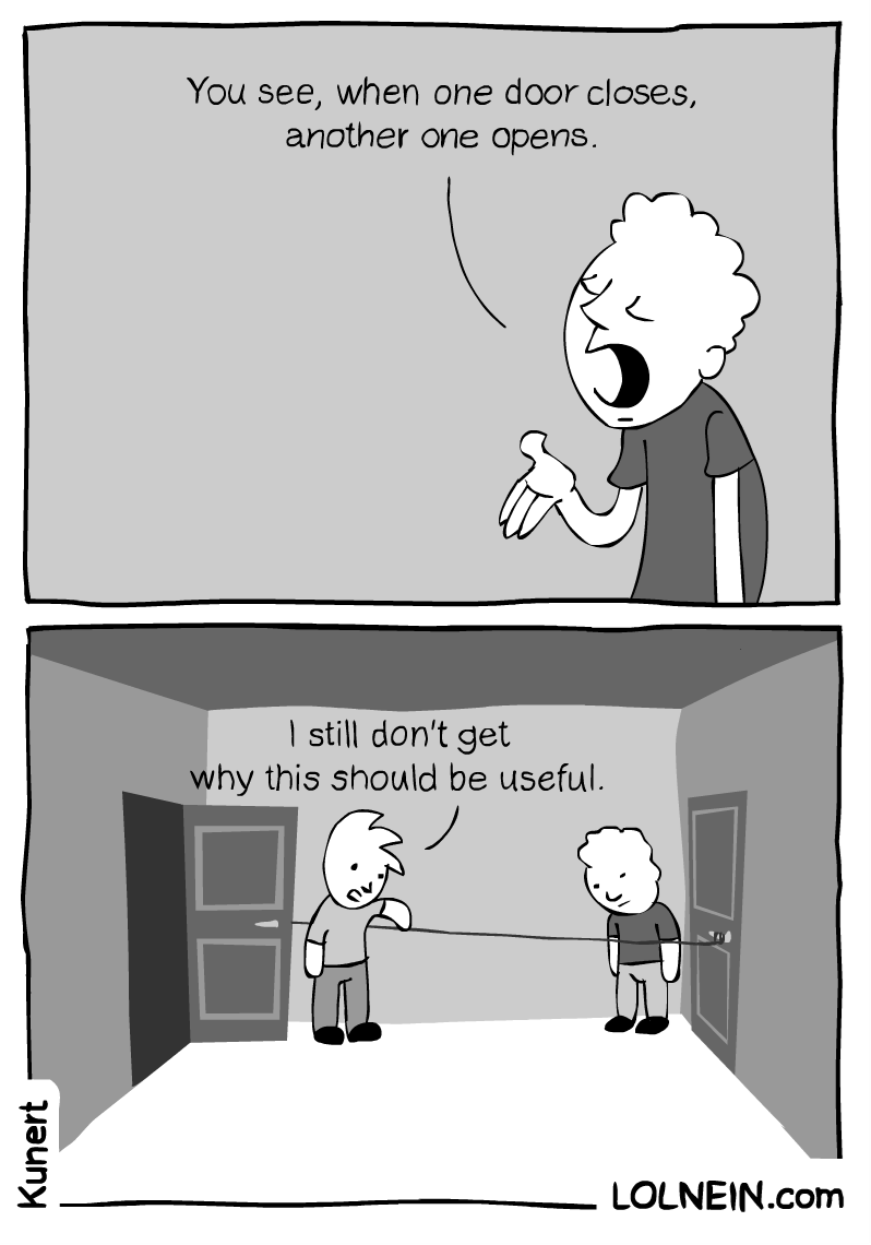 web comics literalism It's a Metaphor