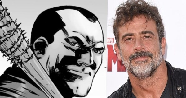 TV News of The Day: Jeffrey Dean Morgan Will Play Negan on 'The Walking Dead'
