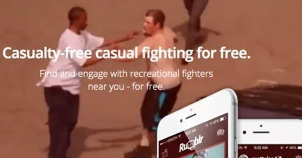 Hoax of The Day: No, There Definitely Isn't a Tinder For Street Fighting