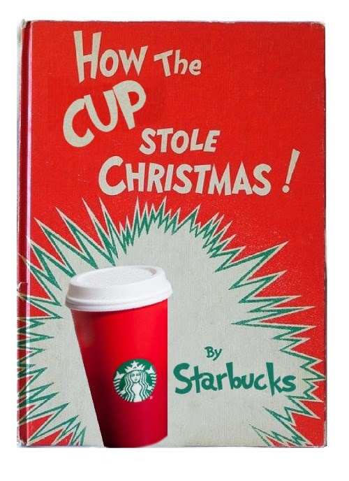 starbucks red cups meme