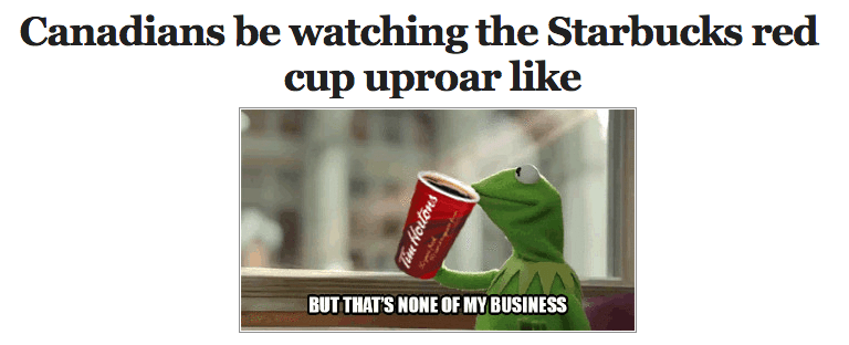 starbucks red cup memes