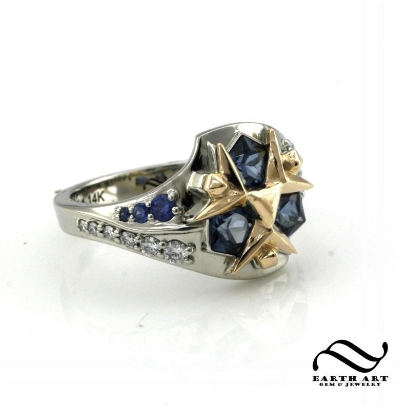 engagement ring Fan Art legend of zelda - 8583998720
