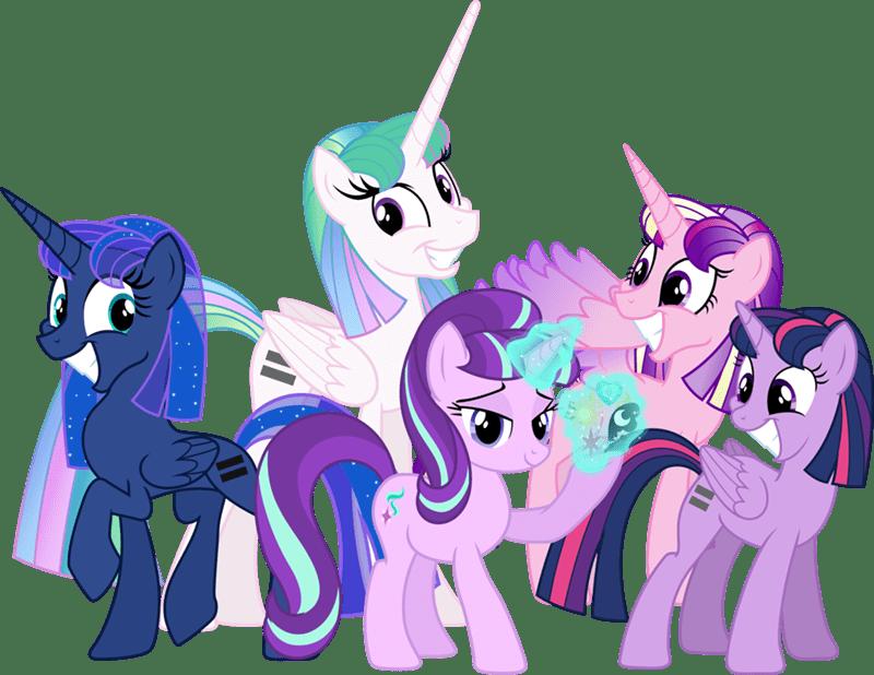 princess cadence starlight glimmer twilight sparkle princess luna equality princess celestia - 8584002304