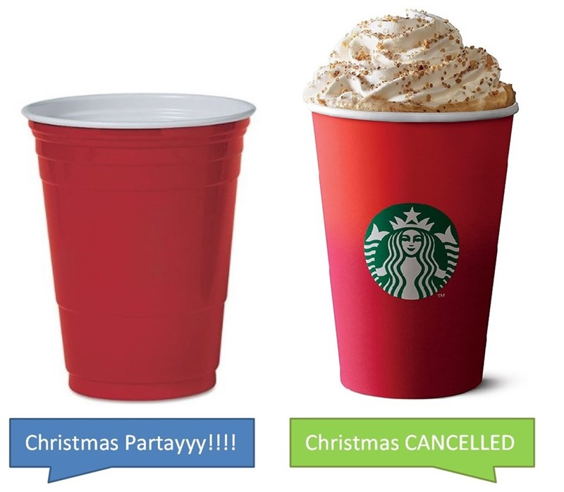 Starbucks,Red Solo Cup