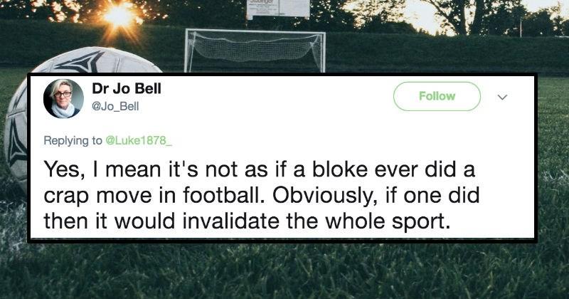 twitter sports trolling soccer social media brutal - 8584197