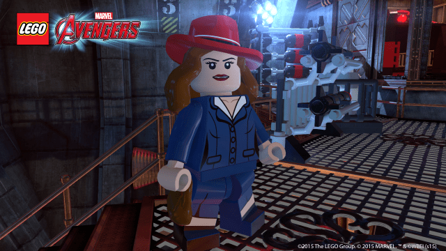 video game avengers Agent Carter Will Be a Playable Character in LEGO Marvel's Avengers Video Game