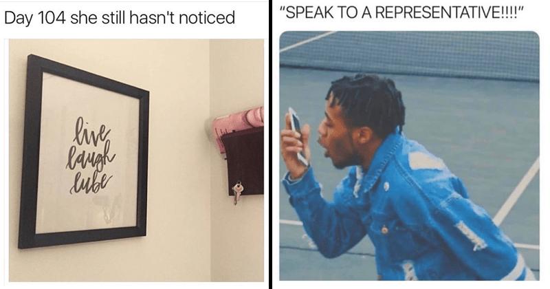 Funny memes, stupid memes, sex memes, relatable memes.