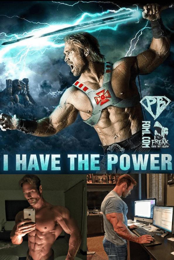 geek news hot bodybuilder wants to play he man