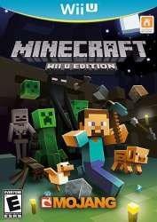 wii U,minecraft