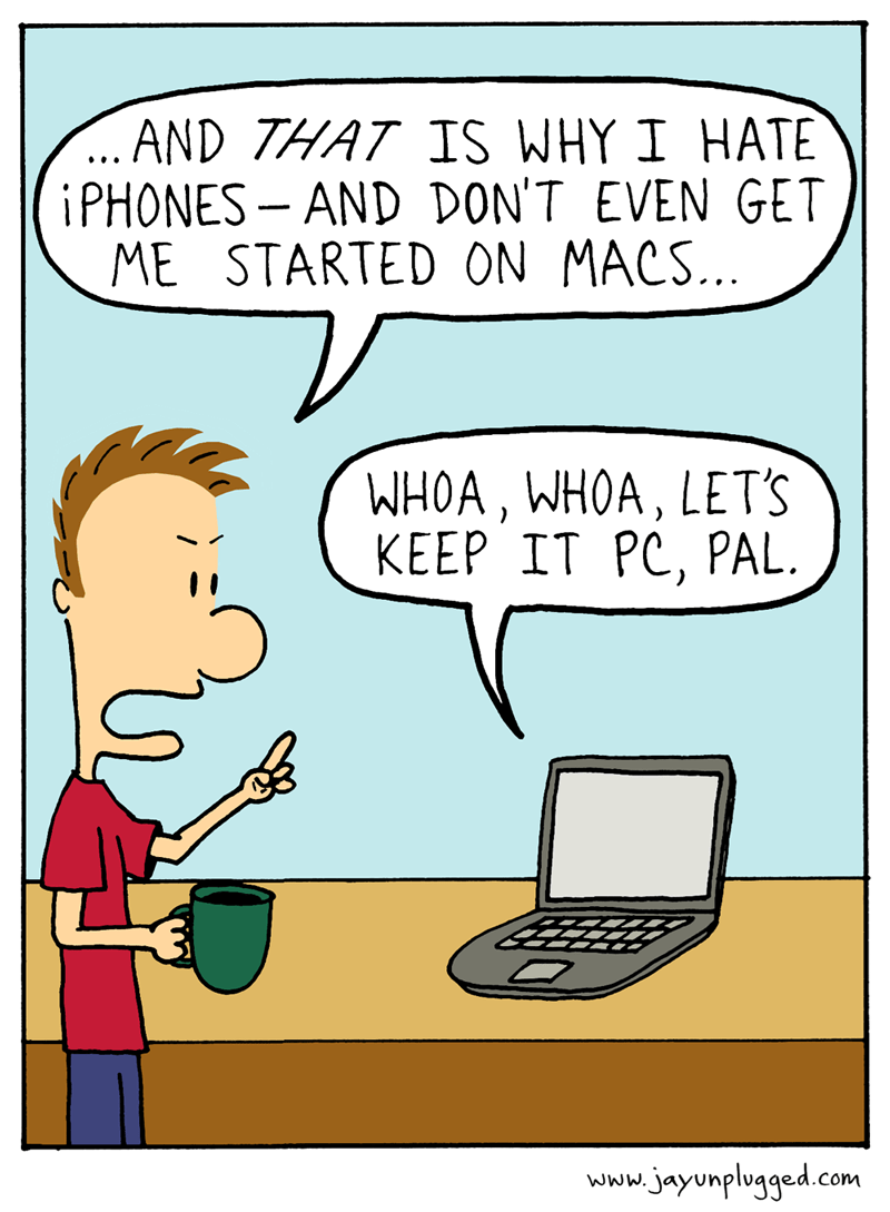 web comics puns computers Don't Let Siri Hear You Say That