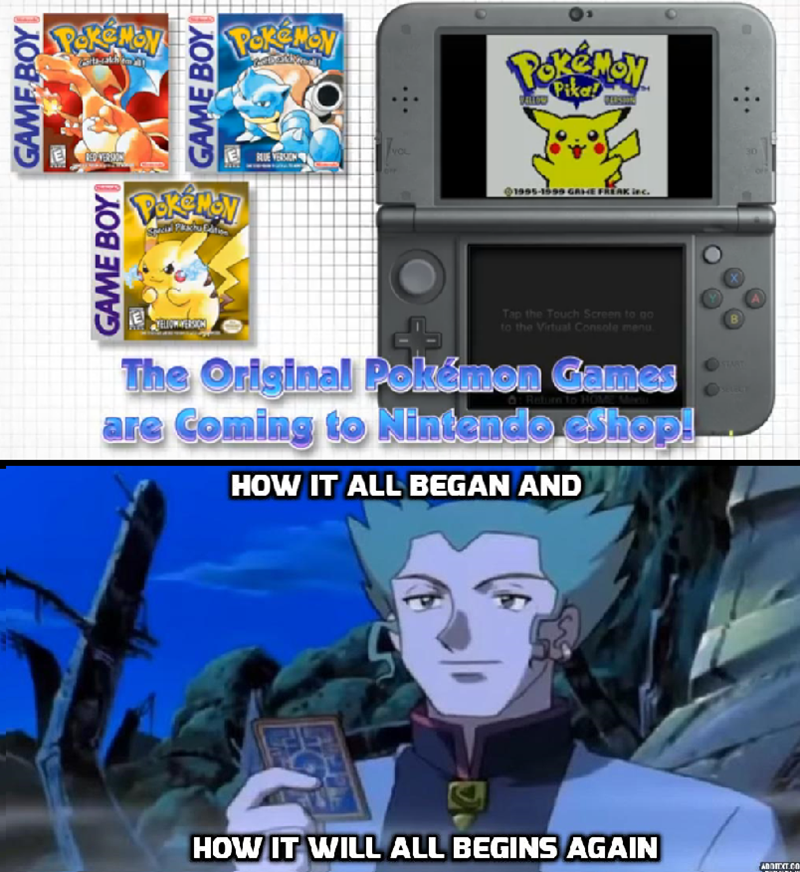Pokémon gen 1 - 8584614656
