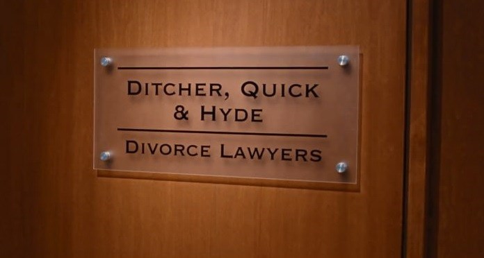 ditch her quick and hide divorce lawyers